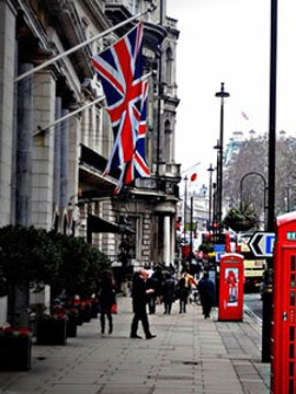 Europe's Highlights with London