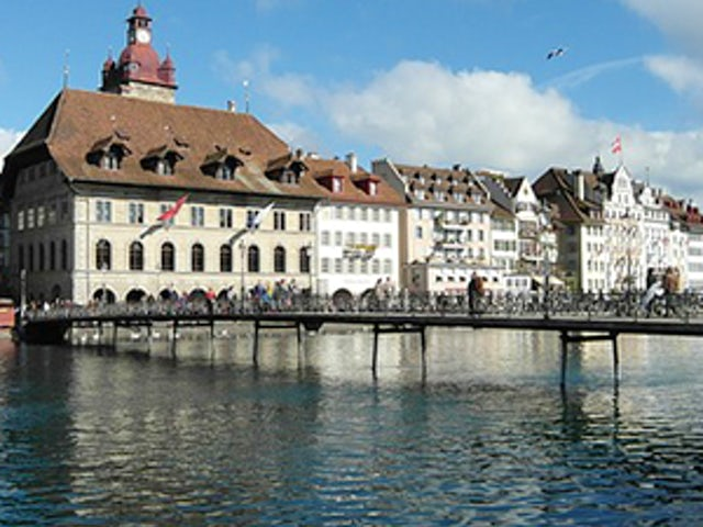 Festive Time on the Romantic Rhine with Lucerne, Paris & London