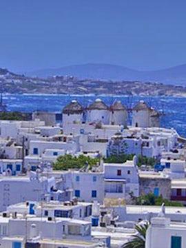 Tour & Cruise in Greece & Turkey