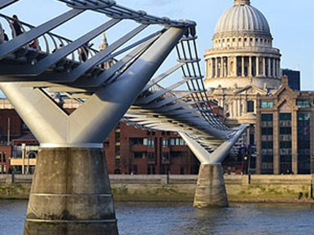 All About Europe with Extended Stay in London