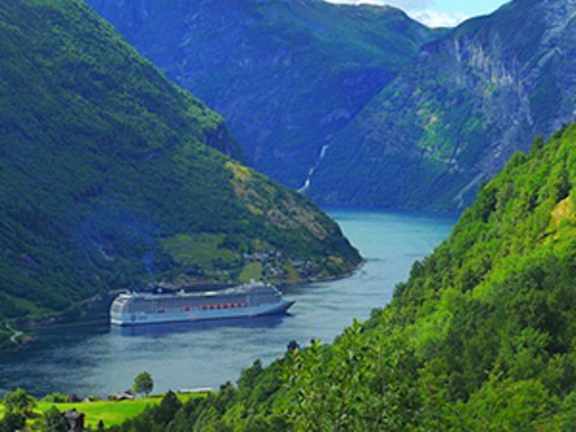 Best of Norway with Cruise