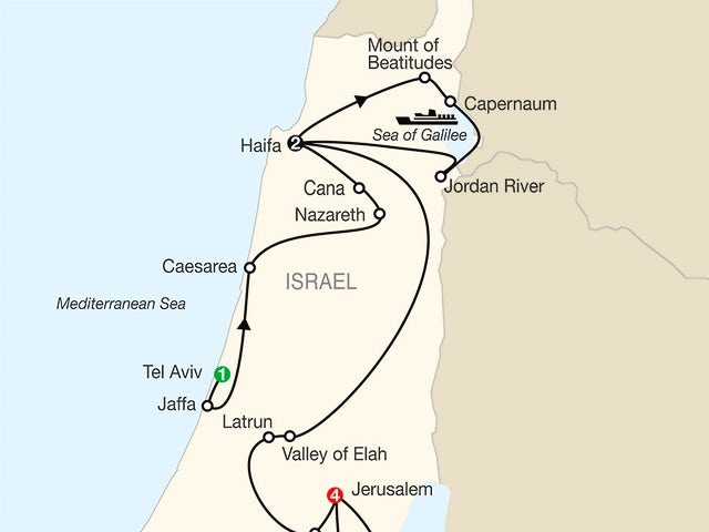 Israel Escape