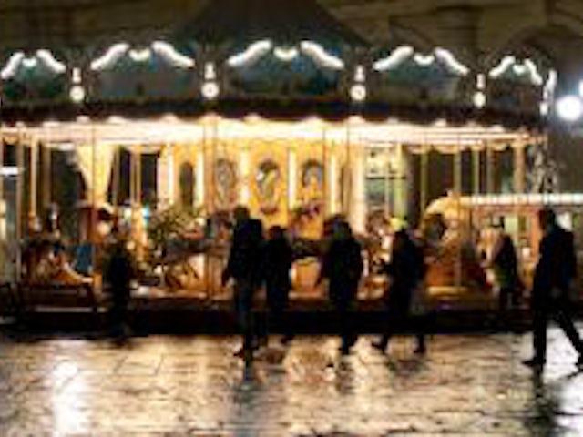 Christmas in Paris (Start London, end London)