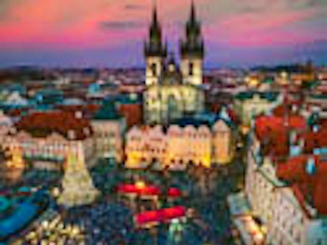Vienna, Budapest and Prague (Winter 2018-2019)