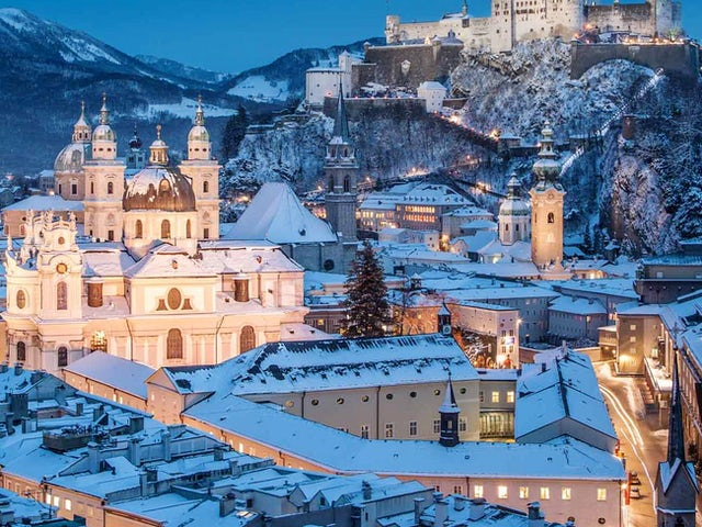 Christmas Markets of Austria Germany and Switzerland Winter 201819