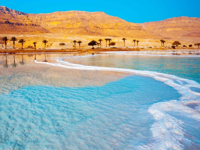 Jordan Experience with Dead Sea Extension Winter 201819