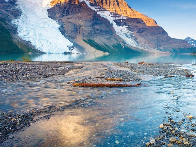Wonders of the Canadian Rockies with Alaska Cruise Ocean View Cabin Summer 2019