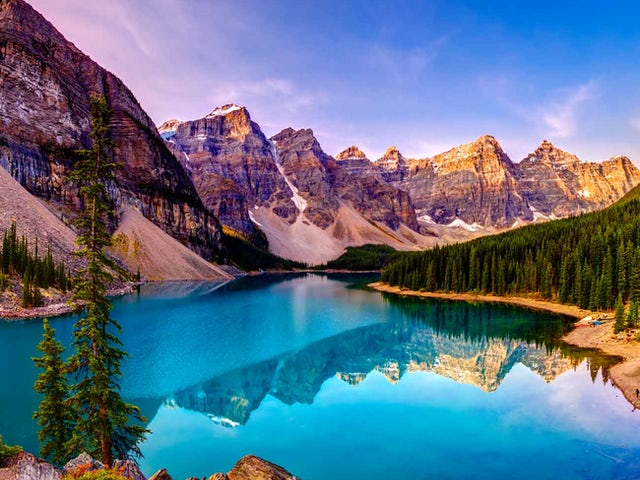 Spectacular Canadian Rockies with Alaska Cruise Inside Stateroom Summer 2019