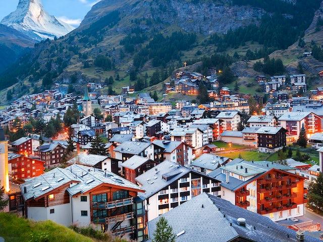 Switzerland and Austria with Oberammergau First Look 2020