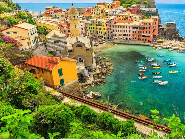 Northern Italy Including Cinque Terre First Look 2019