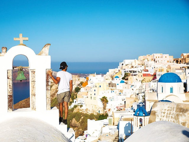 Spotlight on Greece plus 7 day Greek Island Cruise (Standard inside cabin without porthole, start Athens, end Athens)