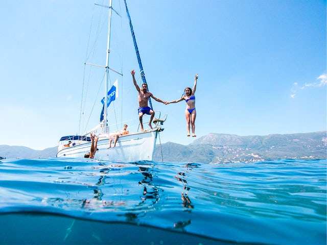 Greek Sailing