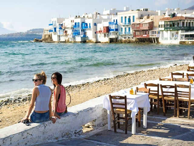 Spotlight on Greece plus 3 day Greek Island Cruise (Standard inside cabin without porthole, start Athens, end Athens)