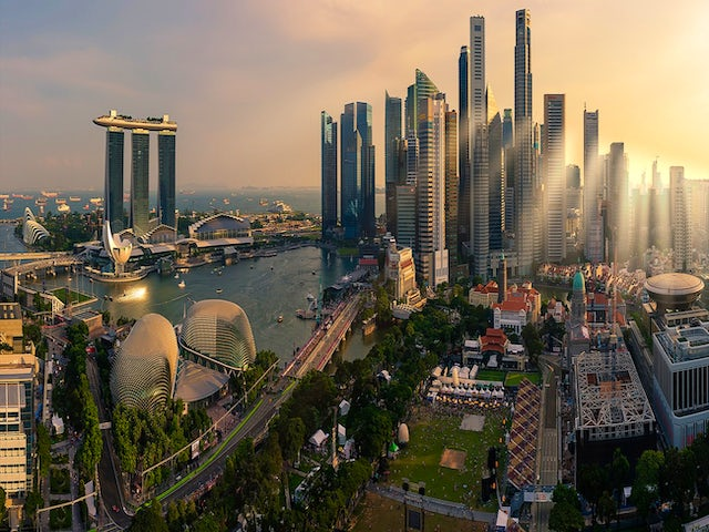 Colonial Singapore and Malaysia Beach Stay Summer 2019