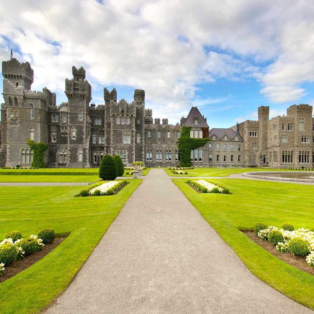 Ashford Castle Wedding: Iconic Ireland And Ashford Castle First Look 2019