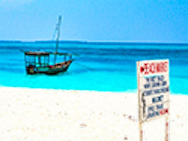 Zanzibar Resort Escape