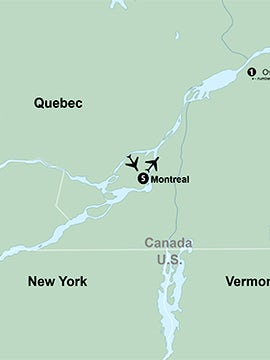 Spotlight on Montréal