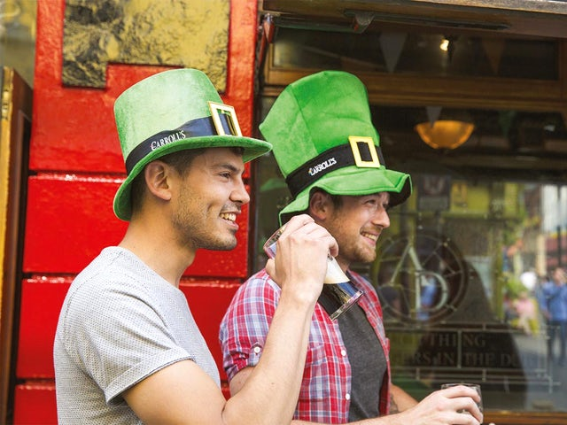 St. Patrick's Day (Hotel - London to London)