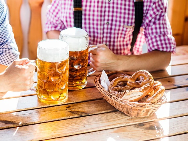 Oktoberfest - 5 Days Camping (Start/End London)