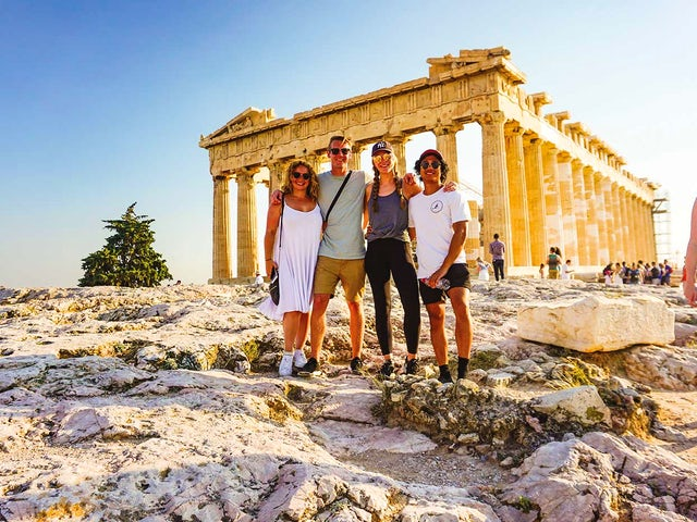 Spotlight on Greece plus Greek Sailing