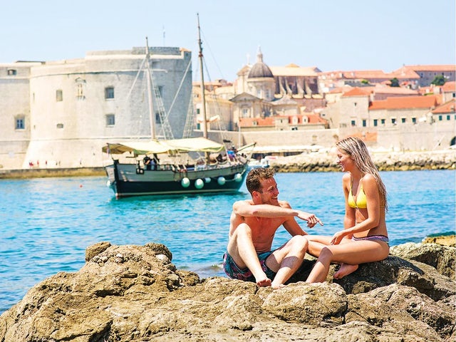 Croatia Island Escape(On or above deck cabin,Start Split, End Split)