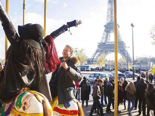 Paris for New Year