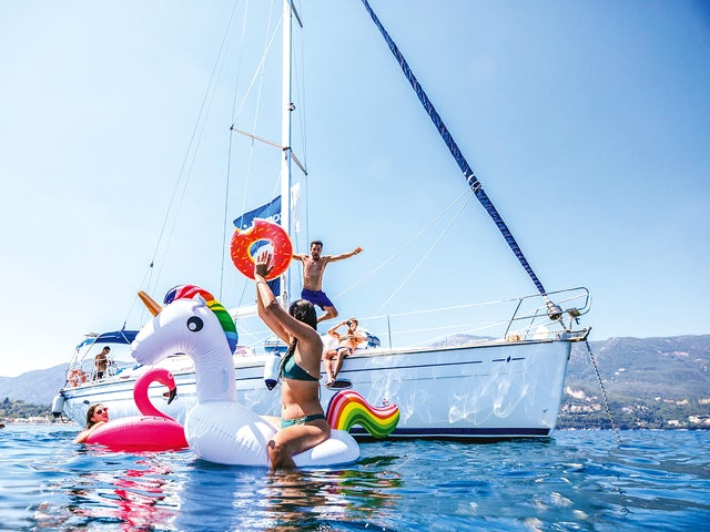 Greek Sailing (From Apr 2019)