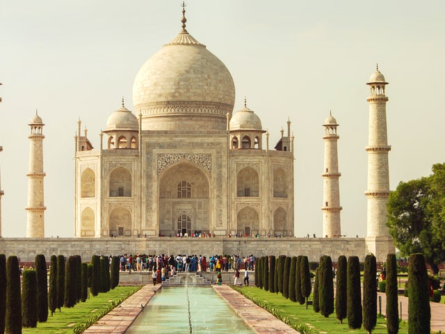 Golden Triangle Independent Adventure—Delhi, Agra & Jaipur