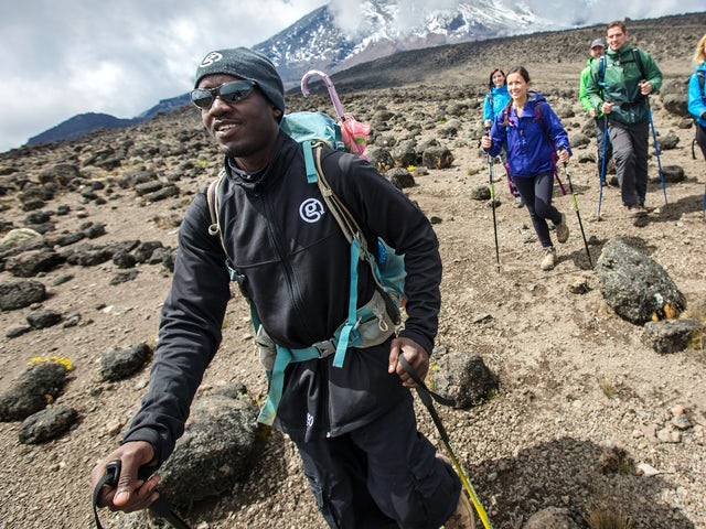 Mt Kilimanjaro Trek - Lemosho Route