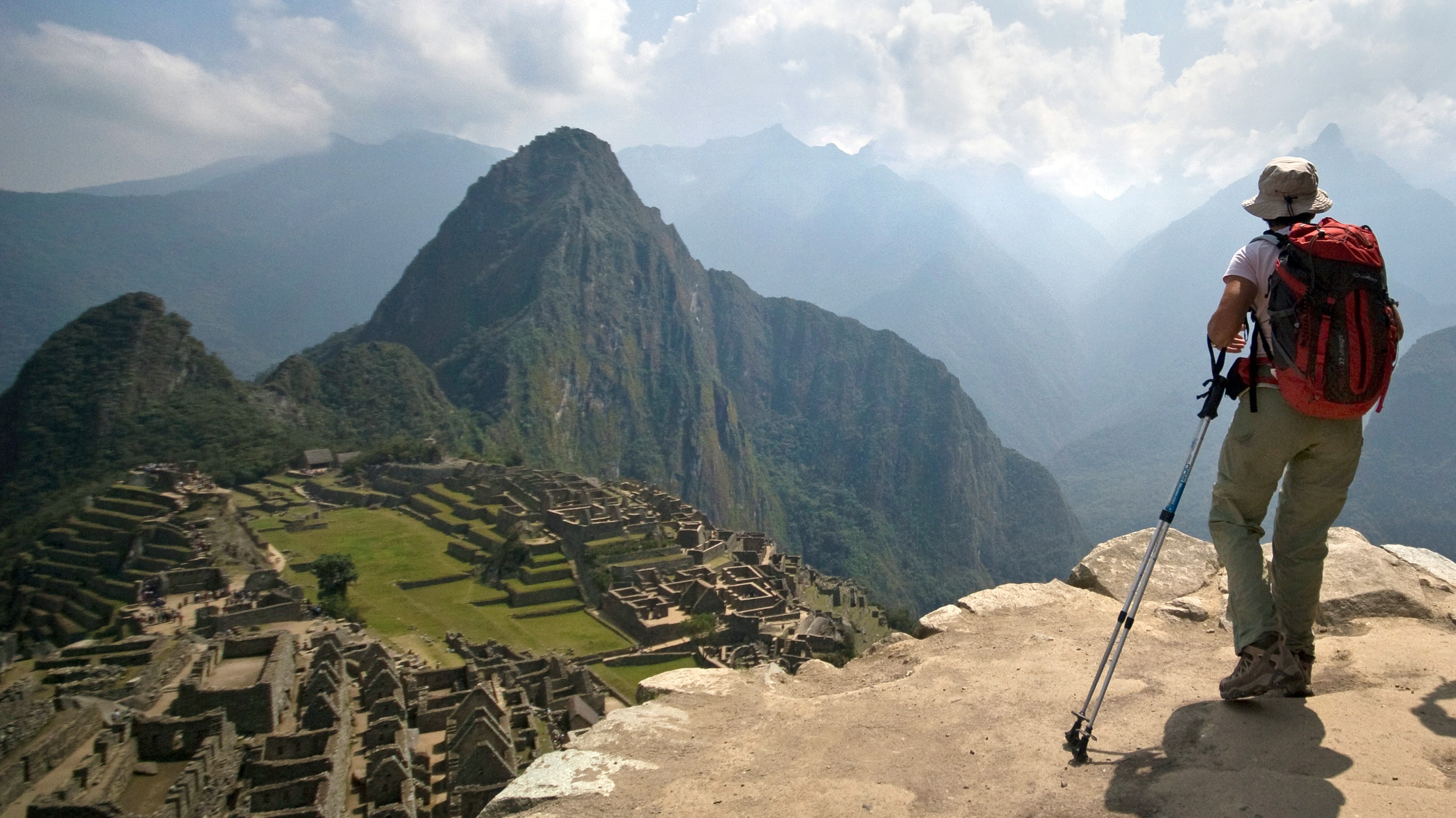 Inca Jungle and Rainbow Mountain Trek