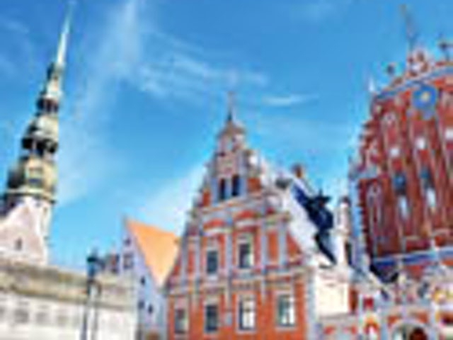 Russia, Warsaw and the Baltic States (Summer 2019)