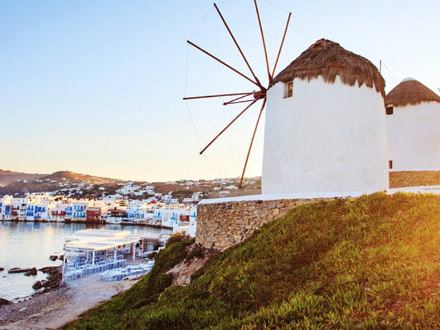 Greek Island Hopper (Summer 2019)