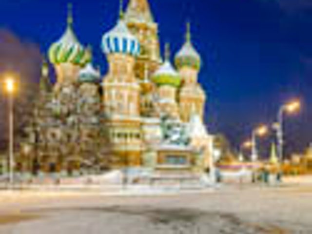 Easy Pace Russia with Christmas Markets (Winter 2019 2020)