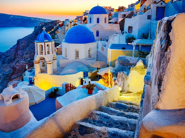 Best of Italy and Greece with 4 Day Aegean Cruise Moderate A Summer 2019