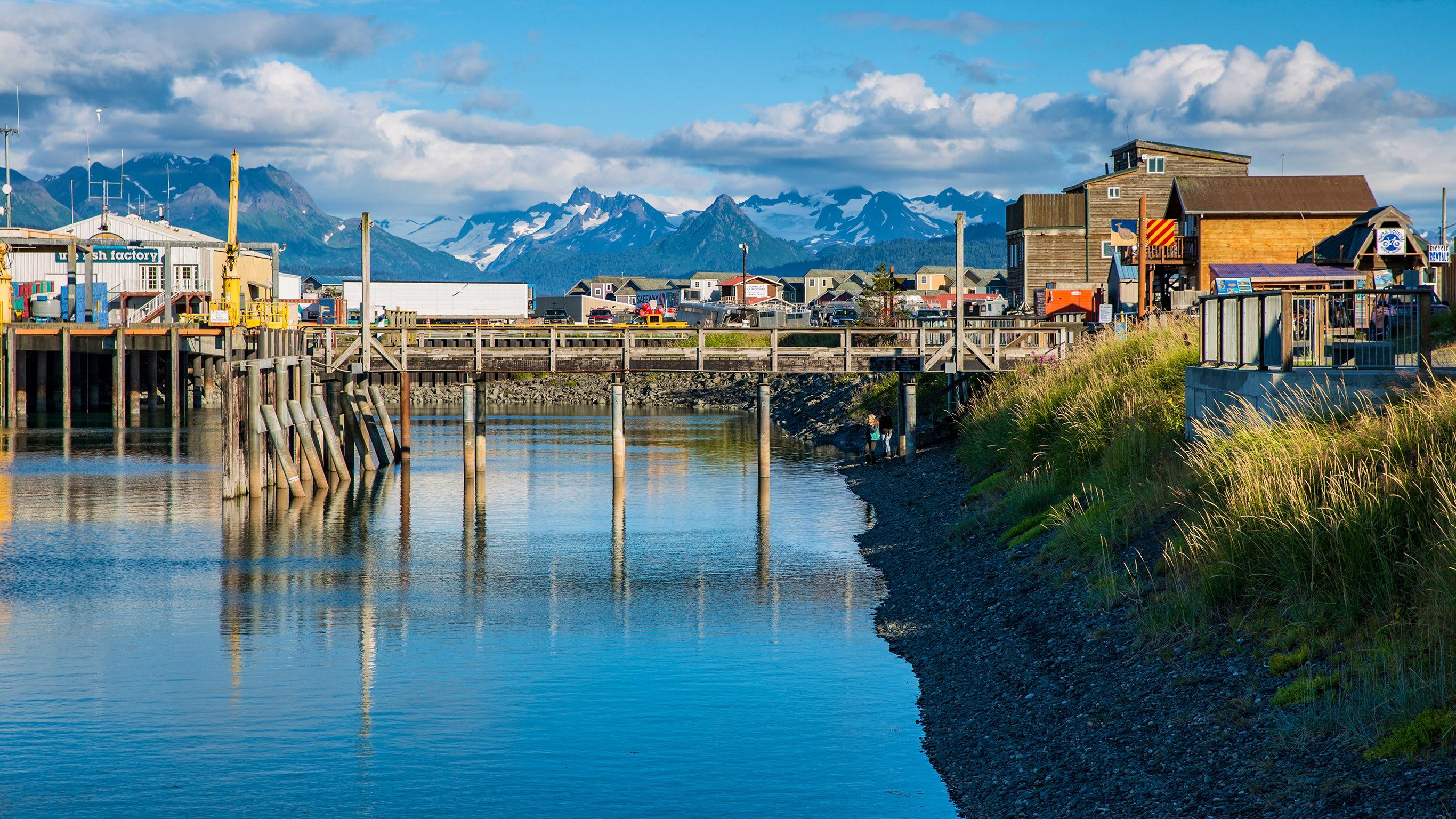 Camping Alaska's Kenai Peninsula