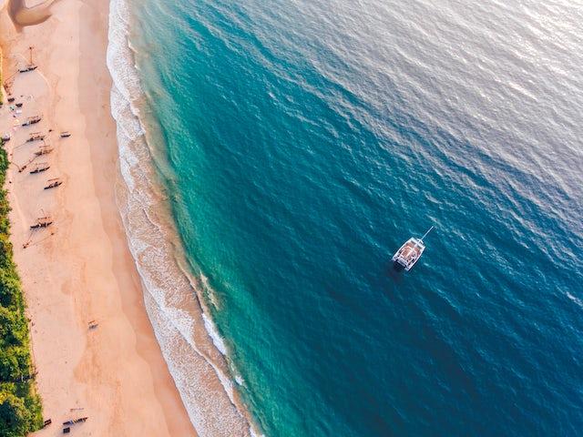 Sailing Sri Lanka - South Coast