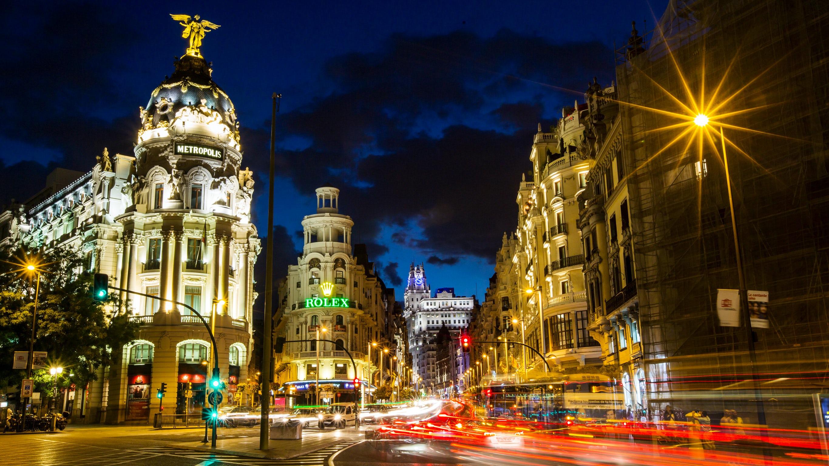 Classic Spain