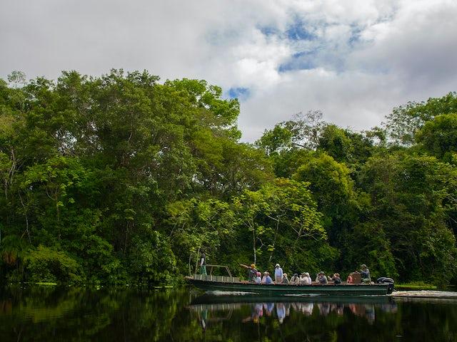 Amazon Riverboat & Machu Picchu Adventure