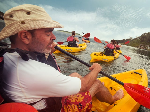 Costa Rica Kayaking Adventure