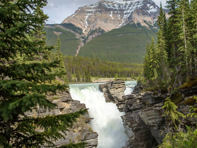 National Parks of the Canadian Rockies Eastbound
