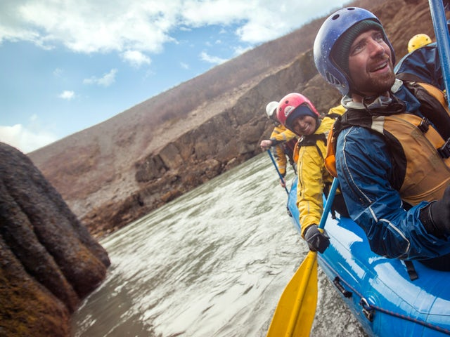Iceland Hike, Bike & Raft