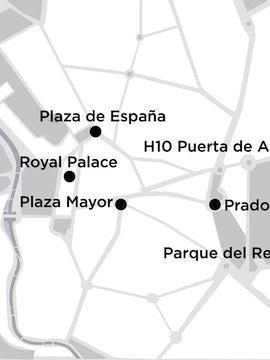 Madrid Getaway 2 Nights