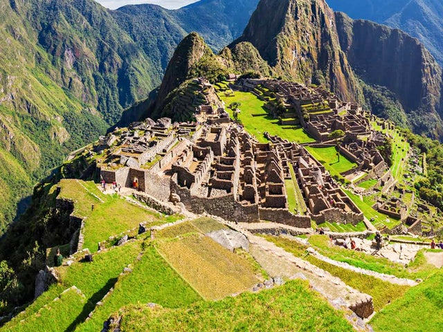 Peru Explorer with Puno and Lake Titicaca Optional Extension Summer 2019