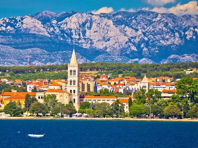 Sailing Italy - Venice to Zadar