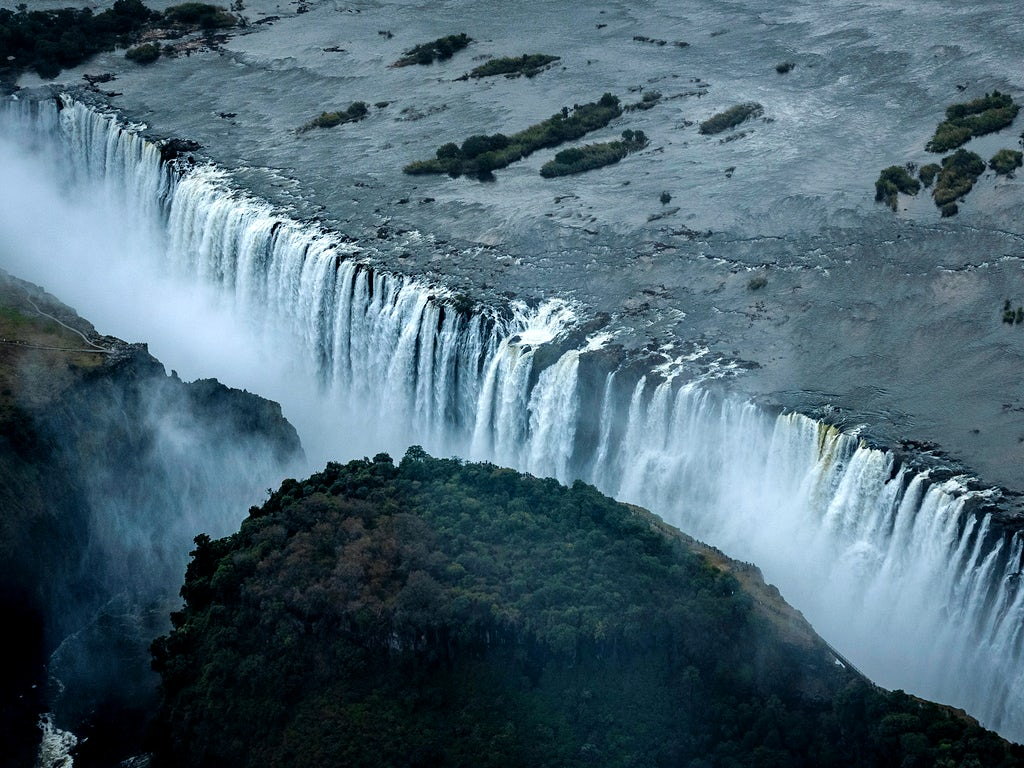 Brazil Furniture Waterfall Back Child Recliner.Cape Town Falls Kruger Adventure