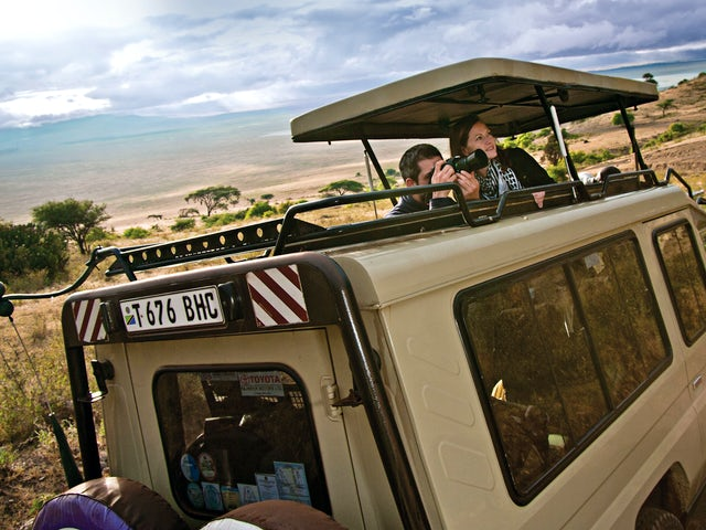 Serengeti & Ngorongoro Crater Safari Independent Adventure