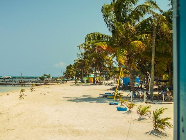 Mayan Sun–Southbound