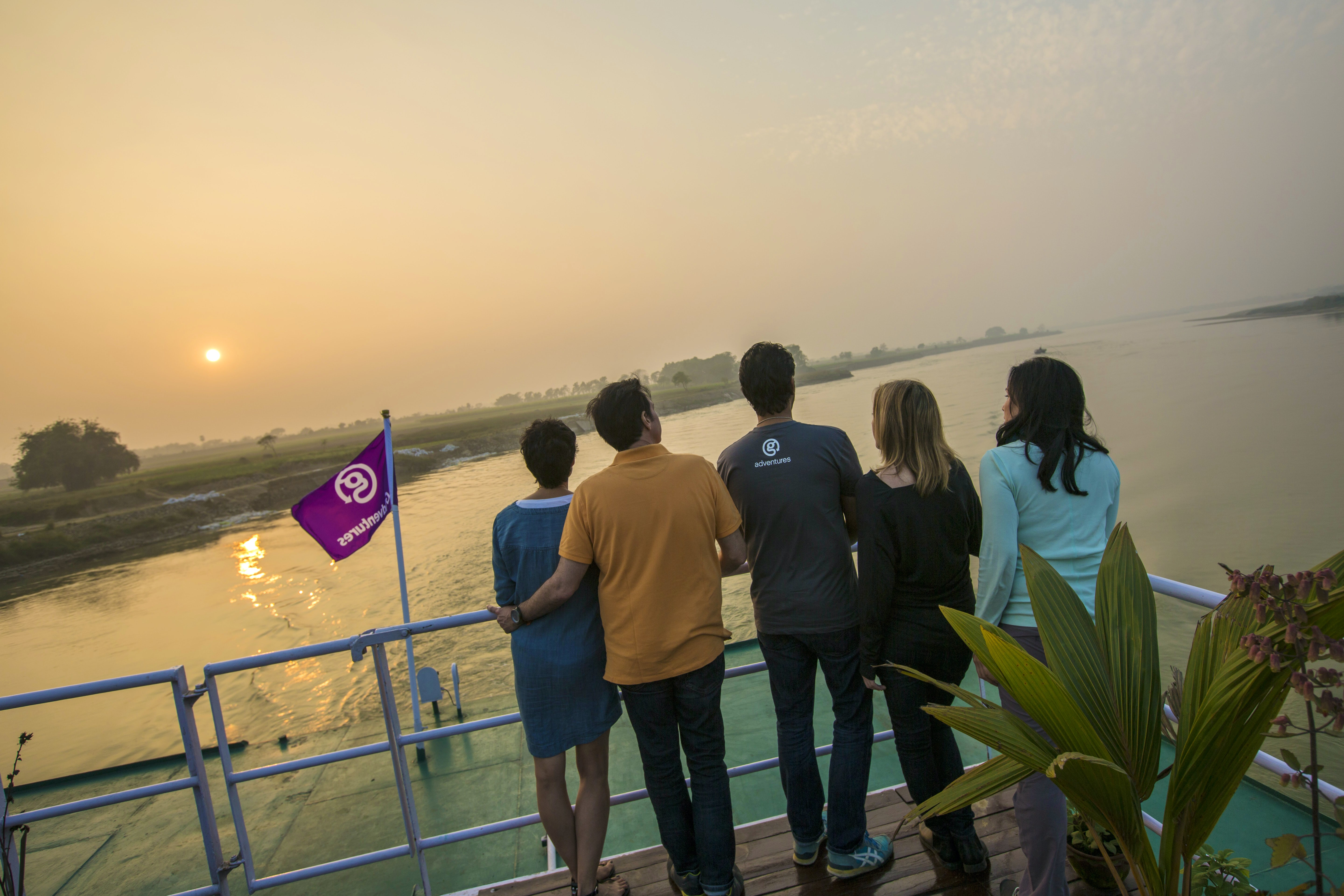 India River Cruise – Ganges Experience