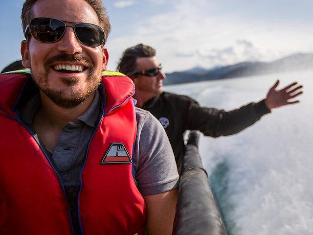 New Zealand–South Island Encompassed