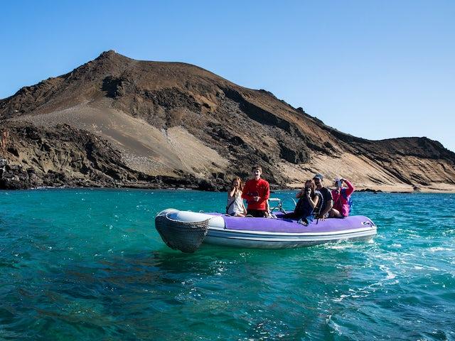 Galápagos — West & Central Islands aboard the Monserrat